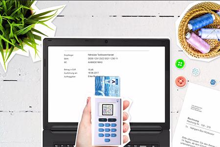 Häufige Fragen (FAQ): Tan Generator wird beim Banking-Verfahren eingesetzt.