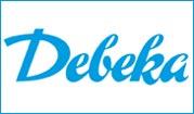 Logo Debeka: Partner aus der Versicherungs- und Bausparbranche
